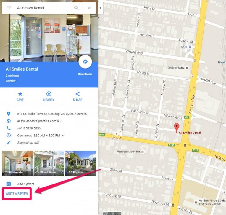 All Smiles Dental - Google Maps - Dentist Geelong