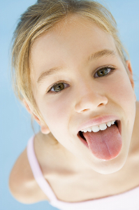 Improved Oral Health Through a Cleaner Tongue